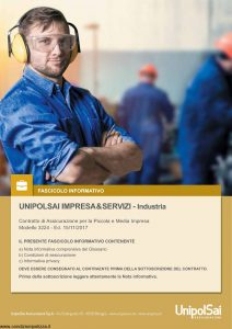 Unipolsai - Impresa E Servizi Industria - Modello 3224 Edizione 11-2017 [182P]