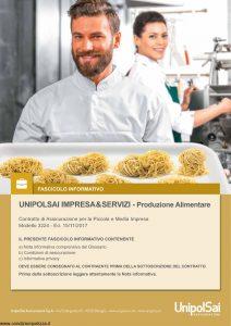 Unipolsai - Impresa E Servizi Produzione Alimentare - Modello fi-03224 Edizione 11-2017 [182P]