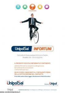 Unipolsai - Infortuni Assicurazione Infortuni E Salute - Modello 1201 Edizione 03-2014 [106P]