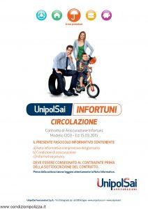 Unipolsai - Infortuni Circolazione - Modello 1203 Edizione 03-2015 [58P]