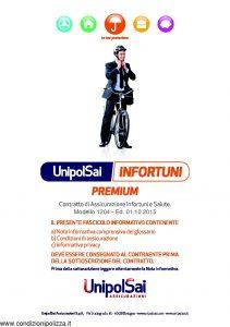 Unipolsai - Infortuni Premium Assicurazione Infortuni E Salute - Modello 1204 Edizione 10-2015 [90P]