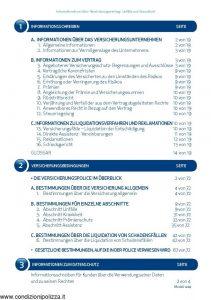 Unipolsai - Infortuni Premium-Unfallversicherung German - Modello 1204 Edizione 12-2016 [GERMAN] [102P]