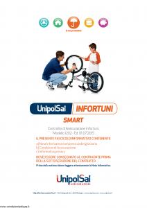 Unipolsai - Infortuni Smart - Modello 1202 Edizione 01-07-2015 [50P]