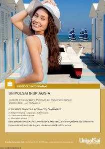 Unipolsai - Inspiaggia - Modello 3300 Edizione 15-12-2018 [130P]