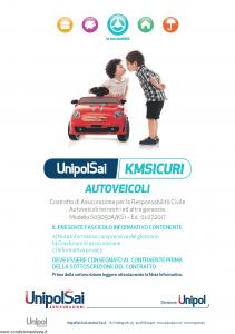 Unipolsai - Kmsicuri Autoveicoli - Modello s09050a-ks1 Edizione 01-07-2017 [138P]