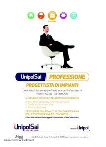 Unipolsai - Multirischi Del Professionista Progettista Di Impianti - Modello 2227-8 Edizione 04-2014 [74P]