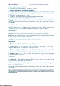 Unipolsai - Rischi Agricoli Avversita' Atmosferiche - Modello 1506b Edizione 02-2018 [81P]
