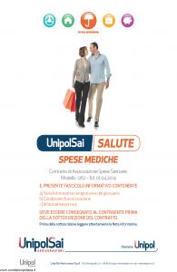 Unipolsai - Salute - Modello 1262 Edizione 01-04-2014 [58P]