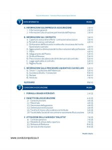 Unipolsai - Salute Sanicard Rinnovo Garantito Formula Grandi Interventi - Modello 1264 Edizione 03-2016 [46P]