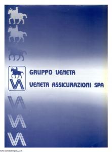 Veneta - Condizioni Generali Assicurazione - Modello nd Edizione 1985 [SCAN] [5P]