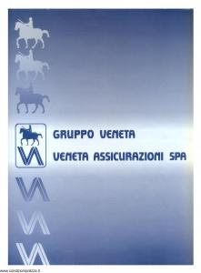 Veneta - Condizioni Generali Assicurazione - Modello nd Edizione 1987 [SCAN] [5P]