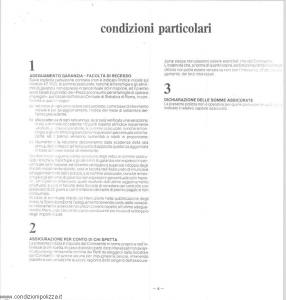 Vittoria - Polizza Incendio Abitazioni - Modello 42.102.380 Edizione 1980 [SCAN] [13P]