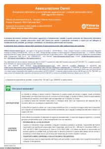 Vittoria - Polizza Trasporti Rcv Fatturato Noli - Modello da0301 Edizione 01-01-2019 [6P]