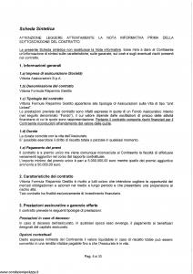 Vittoria - Vittoria Formula Risparmio Gestito 643U - Modello pc1141.0606 Edizione nd [33P]