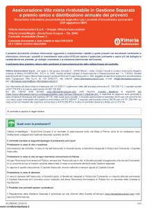 Vittoria - Vittoria Investimeglio Evolu7Ione Copuon 204C - Modello da-pb0204c Edizione 01-01-2019 [6P]