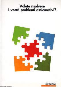 Winterthur - Arco - Modello arc-g Edizione 1990 [SCAN] [16P]