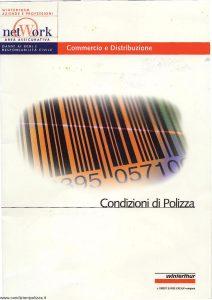 Winterthur - Danni ai Beni e Responsabilità Civile Commercio e Distrubizione - Modello AE677N01 Edizione 06-2001 [SCAN] [46P]