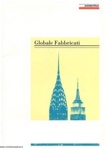Winterthur - Globale Fabbricati - Modello c-gf Edizione 02-1995 [24P]