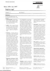 Winterthur - Impresa Oggi - Modello 1078 Edizione 1997 [SCAN] [6P]