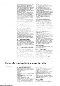 Winterthur - Incendio Rischi Ordinari - Modello 010c Edizione 06-1993 [SCAN] [8P]