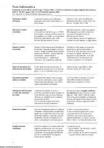 Winterthur - Spese Cura Per Malattie E Infortuni - Modello ae262n01 Edizione 06-2001 [SCAN] [16P]
