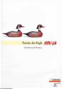 Winterthur - Tutela Dei Figli - Modello ae101n01 Edizione 06-1997 [SCAN] [14P]