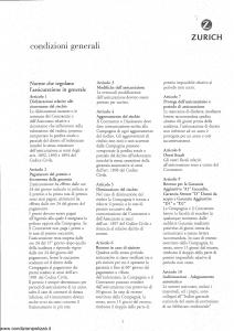 Zurich - Globale Fabbricati Civili - Modello 1900 Edizione 07-2005 [SCAN] [24P]
