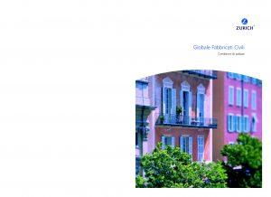 Zurich - Globale Fabbricati Civili - Modello P1900 Edizione 10-2006 [26P]