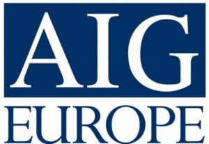 Logo Aig Europe